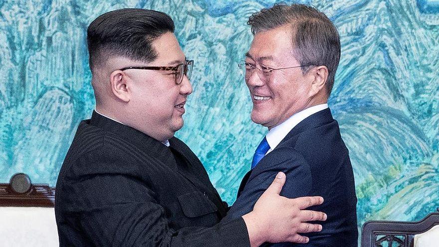 Korean leaders schedule third summit, envoy says