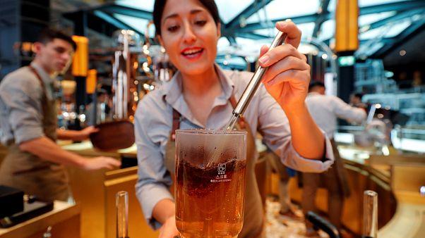 Starbucks sfida il caffè italiano