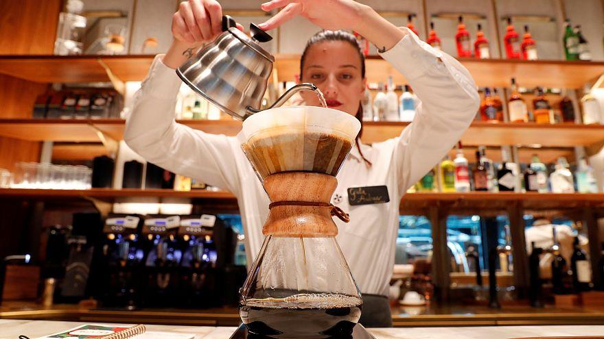Итальянская премьера Starbucks