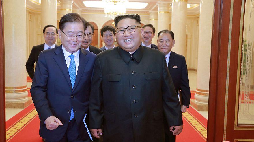 رهبر کره شمالی از «صداقت» خود در هستهایزدایی خبر داد