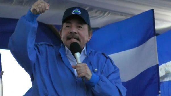 Daniel Ortega pide respeto a EEUU