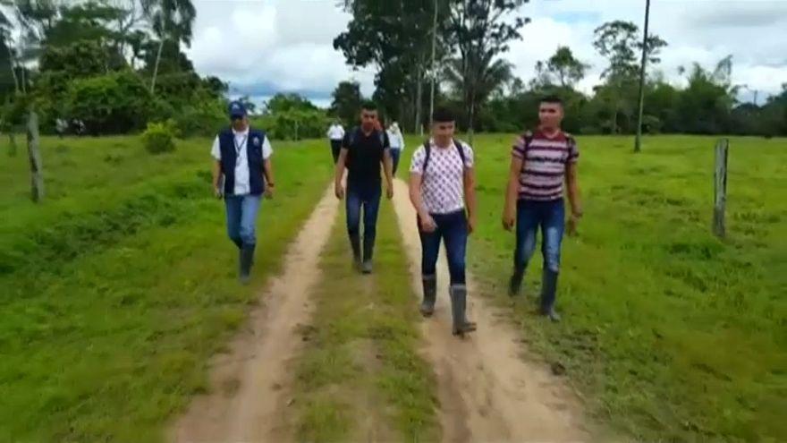 El ELN libera a tres militares secuestrados