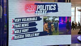 Raw Politics: ex-NATO chief's fears on election interference; Trump's loyalty troubles