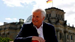 Interior minister Horst Seehofer