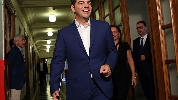 Αλέξης Τσίπρας: «Η Ελλάδα κατάφερε να ανακάμψει»