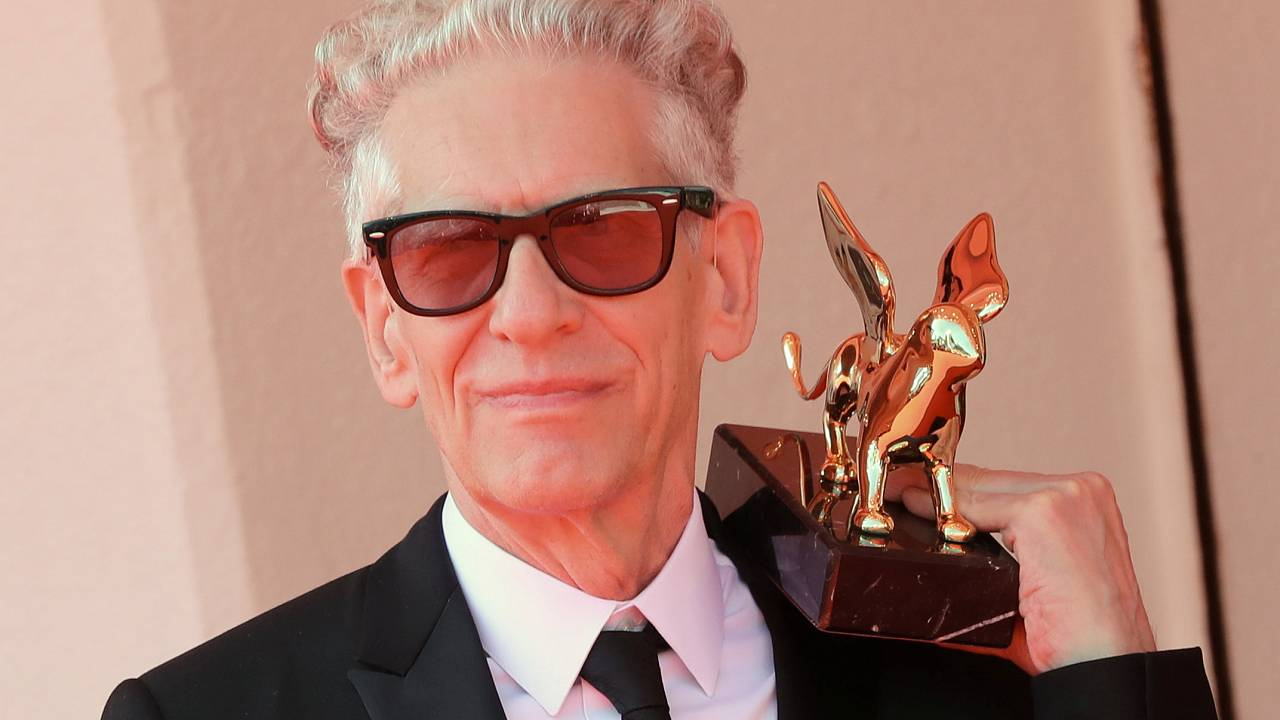 Cronenberg awarded Golden Lion at Venice Film Festival