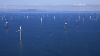 World's largest offshore wind farm opens in Irish Sea