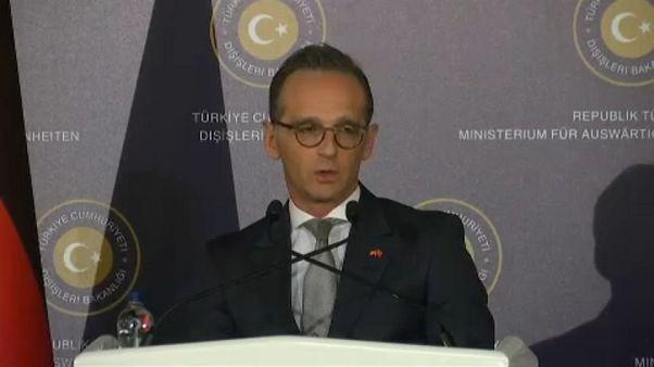Στην Τουρκία ο Γερμανός υπουργός Εξωτερικών