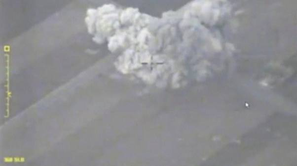 İdlib bir kez daha havadan vuruldu
