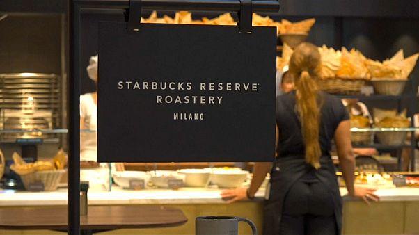 Starbucks conquista Italia