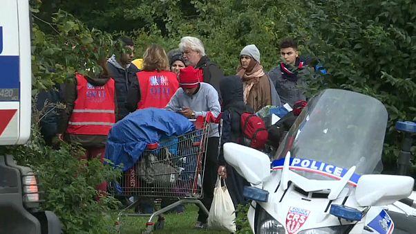 Grande Synthe : énième évacuation de migrants