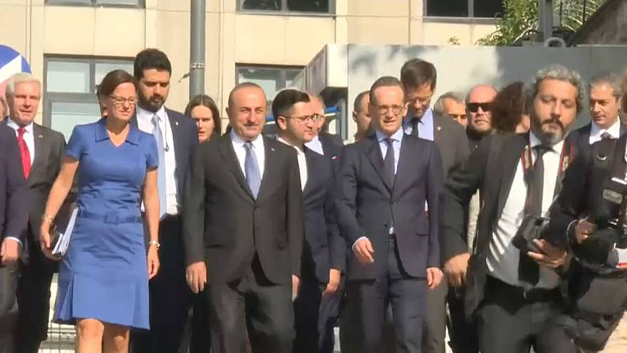 Maas bemüht sich in der Türkei um Annäherung