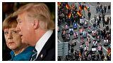 نتایج نظرسنجی؛ ترس مردم آلمان از سیاستهای ترامپ بیشتر است تا بحران پناهجویان