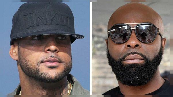 France : procès des rappeurs Booba et Kaaris