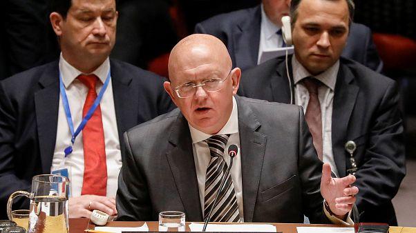 """Moscovo foi à ONU acusar Londres de """"campanha repugnante"""""""