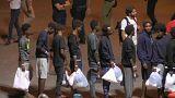 Mais de 50 migrantes desaparecidos perto de Roma