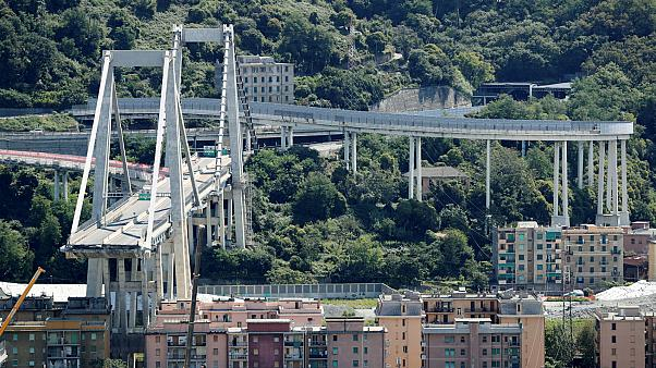 Prosecutors put Autostrade chiefs under investigation over Genoa bridge collapse