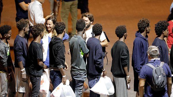İtalya'da göçmenler 'sırra kadem basıyor': 144 göçmenden en az 50'si kayıp