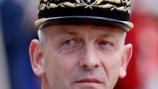 قائد القوات المسلحة الفرنسية فرانسوا لوكوانتر