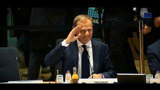 El sorprendente tráiler de la 'película' de Donald Tusk este otoño