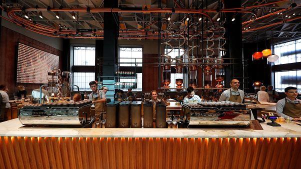 Kulturschock: Starbucks eröffnet im Mutterland des Espresso