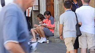 Firenze dichiara guerra allo street food