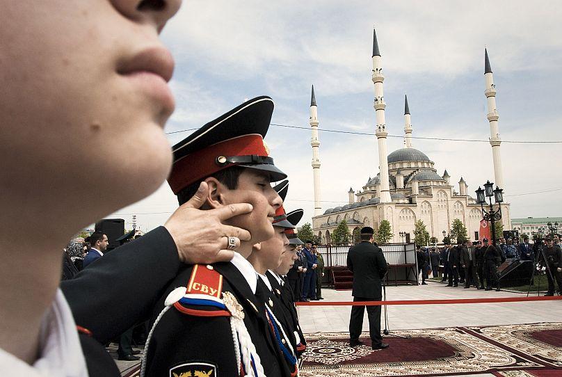 Courtesy of Grozny: Nine Cities