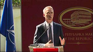 Македония сможет вступить в НАТО только после смены названия - Столтенберг