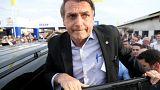 Jair Bolsonaro apunhalado mas livre de perigo