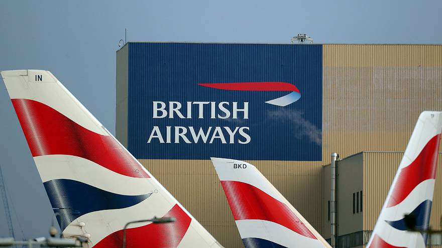 British Airways vai compensar 380 mil passageiros pirateados