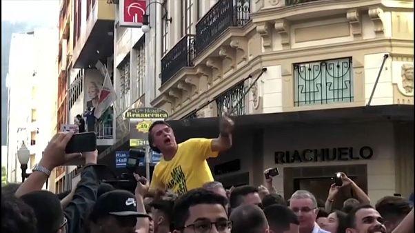 Brasile: accoltellato Jair Bolsonaro, candidato della destra