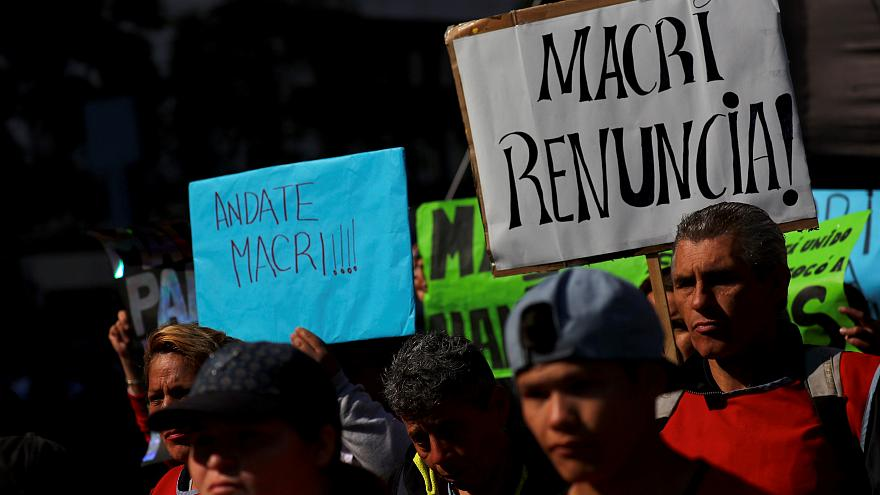 Argentina podría perder 40.000 empleos en la construcción por la crisis
