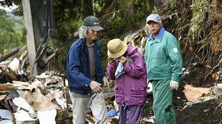 Japonya'da depremde ölenlerin sayısı artıyor
