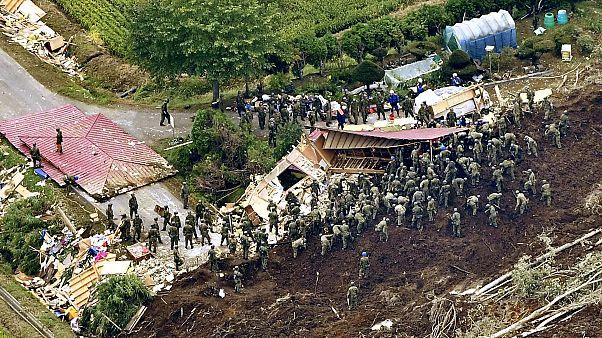 Ιαπωνία: 16 νεκροί από το σεισμό στο Χοκάιντο