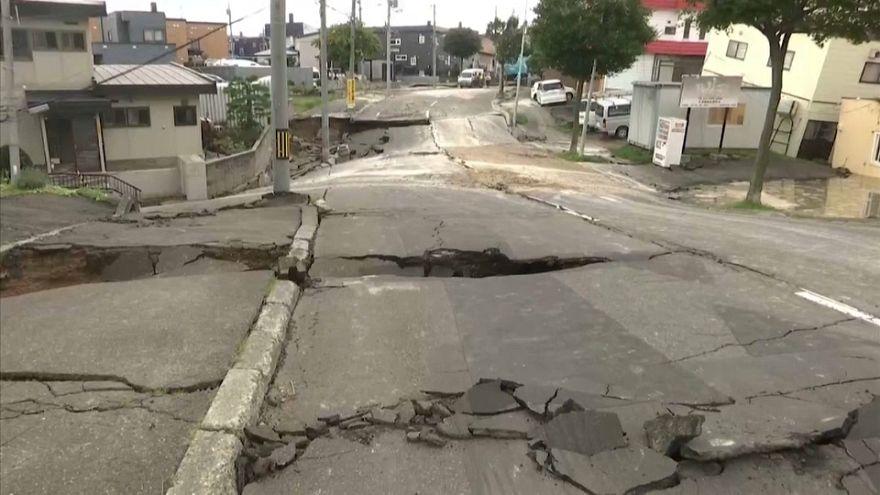 Terremoto in Giappone: le vittime salgono a 16