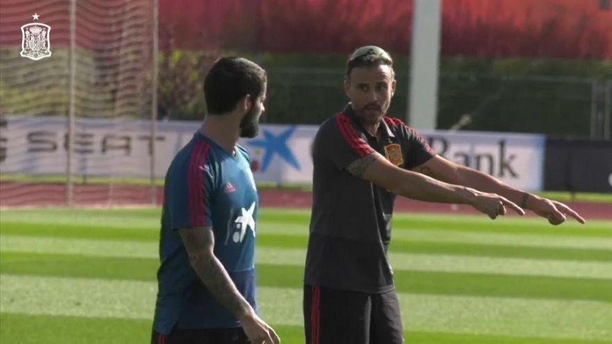 Luis Enrique y la Roja se estrenan este sábado en la Liga de Naciones