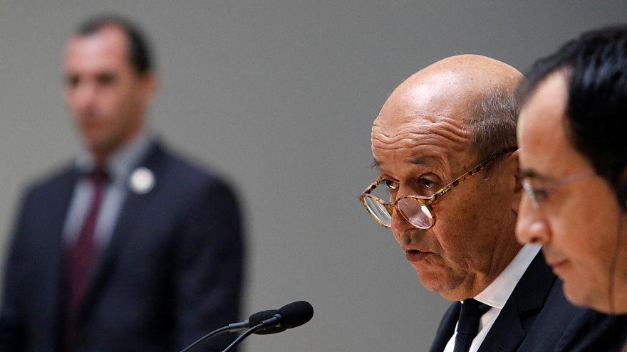 Kύπρος-Γαλλία: Κοινή επιθυμία η εμβάθυνση της αμυντικής συνεργασίας