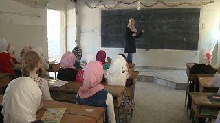 Siria: a Douma riaprono le scuole
