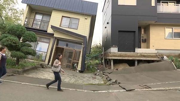Землетрясение на Хоккайдо: список жертв растет