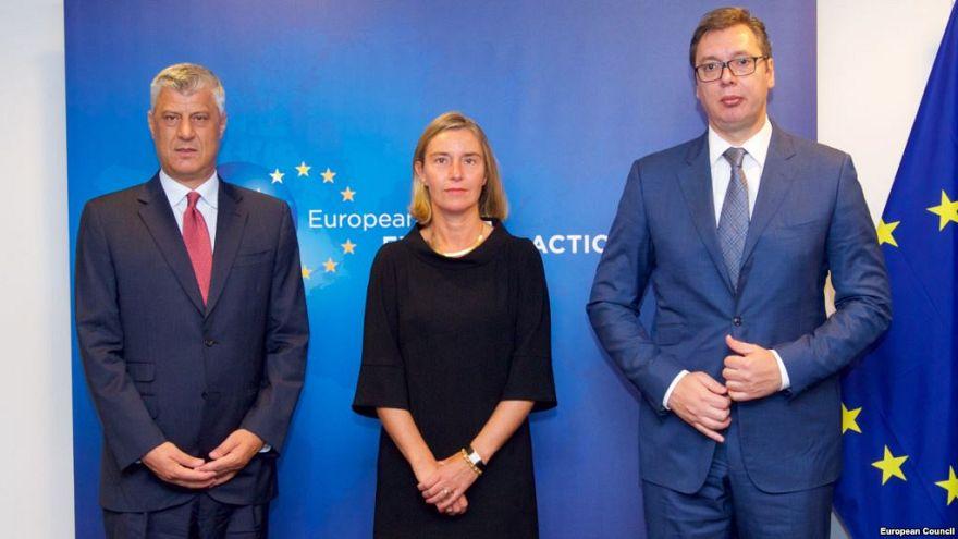 Kosova ve Sırbistan toprak değişimi için masada
