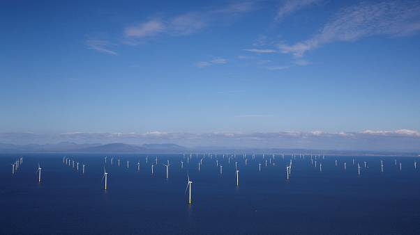 Watch: Britain now hosts world's largest offshore wind farm