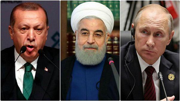 La guerra de Siria se decide en Irán
