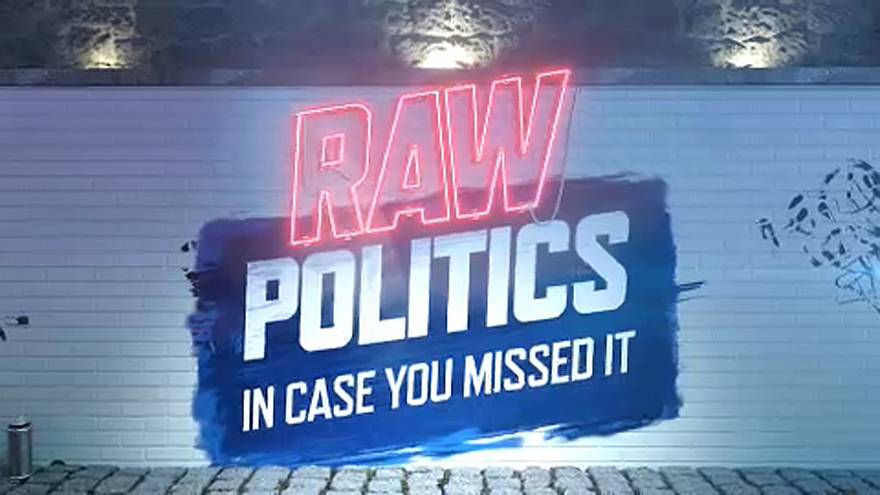Raw Politics weekly review: Blair and Farage on Brexit, Rasmussen on the threat to elections