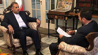 رییس گروه پارلمانی ایران و اروپا به یورونیوز: حضور نظامی ایران در سوریه تاریخ انقضاء ندارد