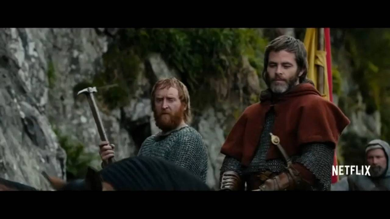 'Outlaw King' abre el Festival de Cine de Toronto