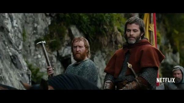 """Il """"re Fuorilegge"""" di Chris Pine sbarca al Toronto Film Festival con Netflix"""