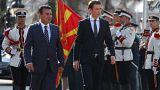 ΠΓΔΜ: Υπέρ του «ναι» ο Σεμπάστιαν Κουρτς
