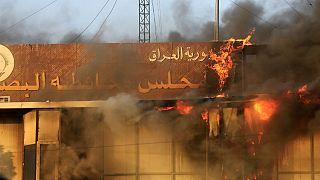 بحران در بصره؛ پارلمان عراق روز شنبه جلسه اضطراری برگزار می کند