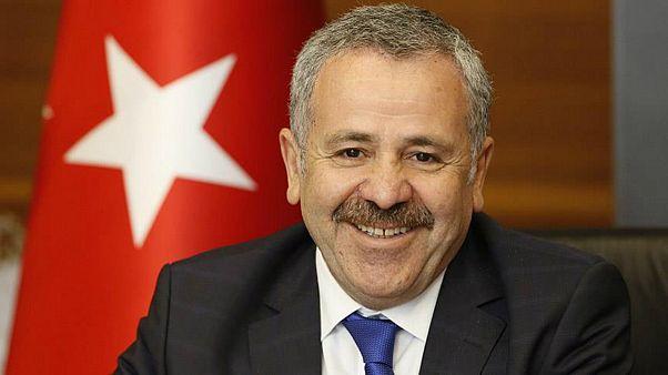 Türkiye'nin Hollanda Büyükelçiliği'ne Şaban Dişli atandı