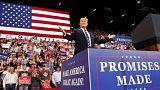 ترامپ خطاب به هوادارانش: اگر استیضاح شوم مقصر شما هستید
